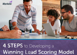 4 Steps to Developing a Winning Lead Scoring Model