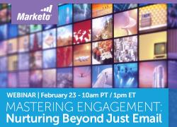 11631 Mastering Engagement Nurturing beyond just email LP Mobile