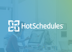 hotschedules tile