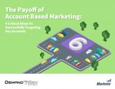 The Payoff of Account Based Marketing snip