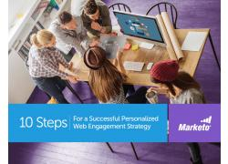 10 Steps for a Successful Personalized Web Engagement Strategy snip
