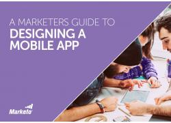 A Marketers Guide to Designing a Mobile App snip