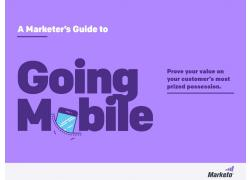 A Marketers Guide to Going Mobile snip