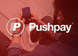 15178 Formatting and Logo for Pushpay Case Study logo tile